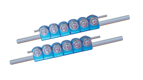 3.10.15 - Fixador Linefix 150mm com raio</br> 									3.10.17 - Fixador Linefix 170mm com raio